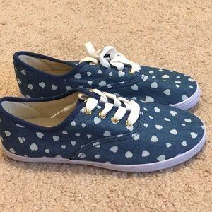 Little Girl Sneakers Size 2-American Eagle